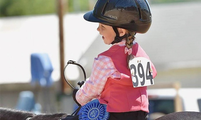 Chase Farms - Hollis: One or Three Private Horse-Riding Lessons or One Mommy and Me Ride from Chase Farms (Up to 54% Off)