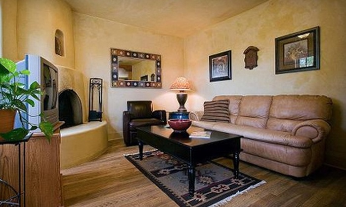 Casas de Guadalupe - Albuquerque: $306 for Two-Night Stay in a Two-Bedroom Casita at Casas de Guadalupe in Santa Fe (Up to $657 Value)