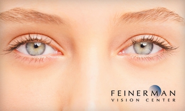 Feinerman Vision Center - Newport Beach: $2,100 for Lasik Surgery at Feinerman Vision Center in Newport Beach ($5,000 Value)