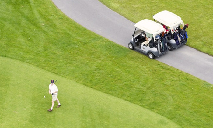 Mill Quarter Plantation Golf Course - Powhatan: 18-Hole Golf Outing with Cart on a Weekday or Weekend at Mill Quarter Plantation Golf Course in Powhatan (Up to 51% Off)