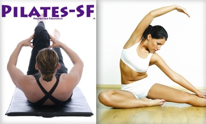 Pilates San Francisco - Bayview: $35 for One-Hour Pilates Intro Class at Pilates San Francisco