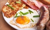 Steve's Bistro - Sturgeon Creek: $8 for $16 Worth of Greek Fusion Breakfast Fare from Steve's Bistro