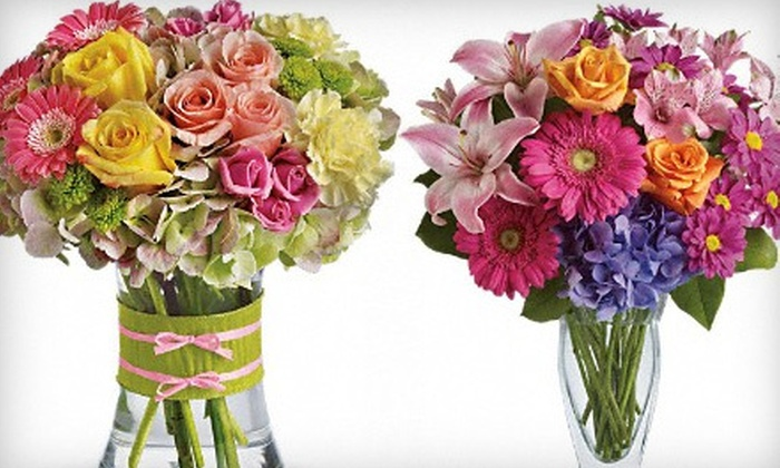 Citti's Florist - San Jose: Floral Arrangements at Citti's Florist (Up to 53% Off). Two Options Available.