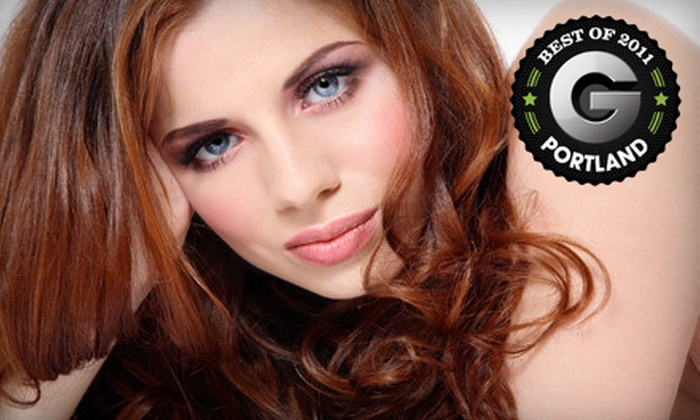 Halo Salon - Kerns: $49 for $100 Worth of Hair Services at Halo Salon