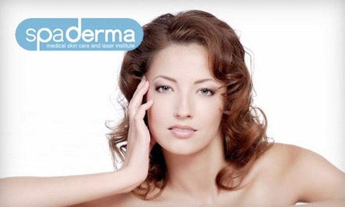 SpaDerma - DePaul: $99 for Photofacial Treatment at SpaDerma ($350 Value)