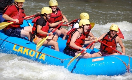Lakota Guides: Half-Day Rafting Trip on the Lower Eagle River  - Lakota Guides in Edwards