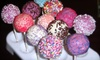 Small Bear Treats: One or Two Dozen Cake Pops at Small Bear Treats in Brampton (Up to 60% Off)