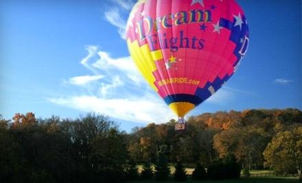 Dream Flights USA: Weekday Ride - Dream Flights USA in