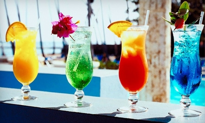 Sea Level Restaurant and Ocean Bar - Barrier Island: $25 for $50 Worth of Oceanfront Dining at Sea Level Restaurant and Ocean Bar