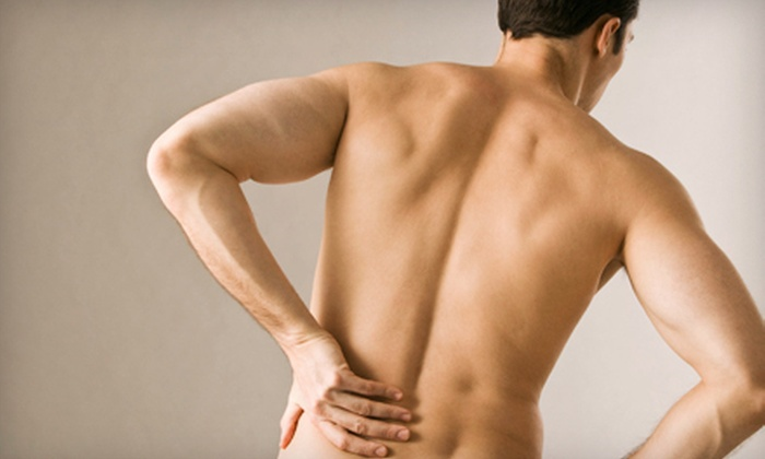 Graham Chiropractic - Louisville: Chiropractic Exam, X-rays, and 1 or 3 Adjustments and Muscle-Stimulation Treatments at Graham Chiropractic (89% Off)