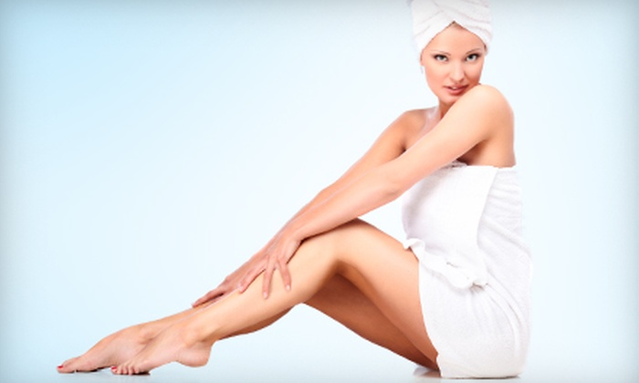 Bluegrass Electrolysis & Laser Hair Removal Clinic - Deerfield: Laser Hair Removal at Bluegrass Electrolysis & Laser Hair Removal Clinic (Up to 85% Off). Three Options Available.