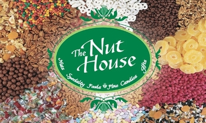 The Nut House - Charlotte: $7 for $15 Worth of Nuts, Sweets, and Treats at The Nut House