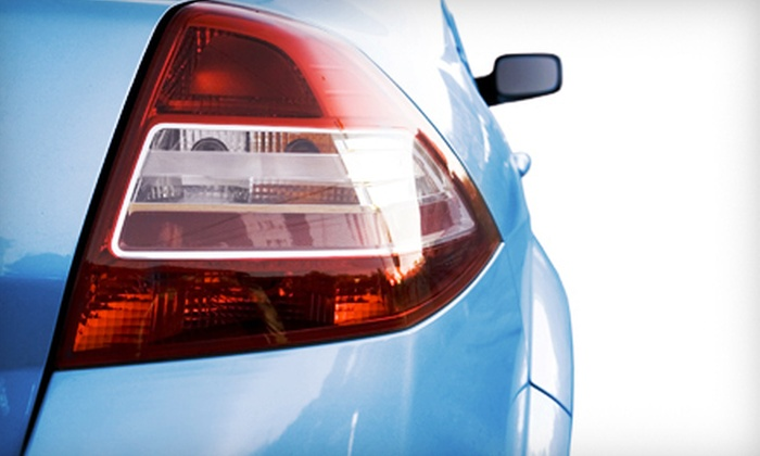 C A Performance - Maplewood - Oakdale: Silver, Gold, or Platinum Detailing Package with Scotchgard Treatment at C A Performance in Oakdale (Up to 73% Off)