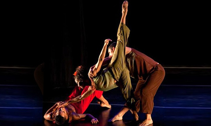 """""""Six Characters"""" presented by Dance Now! Miami - City Center: $16 for One Ticket to Dance Now! Miami's """"Six Characters"""" in Miami Beach on March 31 or April 1 (Up to $32.03 Value)"""