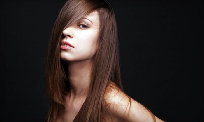 Blown Away Salon & Spa - Turlock: $85 for a Bio Ionic Kerasmooth Keratin Treatment at Blown Away Salon & Spa ($175 Value)