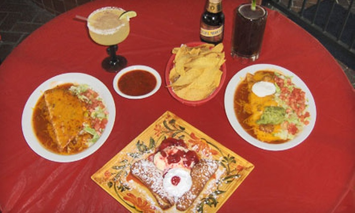Dora's Mexican Restaurant - Dayton Triangle: $15 for $30 Worth of Mexican Fare and Drinks at Dora's Mexican Restaurant and Lounge