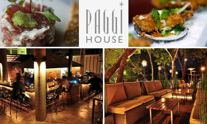 Paggi House - Zilker: $25 for $50 Worth of American Cuisine at Paggi House