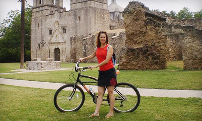 Alamo Bike Shop - Five Points: $12 for an All-Day Bike Rental from Alamo Bike Shop (Up to $30 Value)