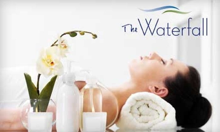 The Waterfall Relaxation Center - Rancho Cordova: $19 for a One-Month Membership at The Waterfall Relaxation Center in Sacramento ($39.95 Value)