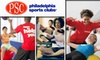 Town Sports International - Multiple Locations: $29 for a Two-Week Membership and Three Personal Training Sessions at Any Philadelphia Sports Clubs Location ($99 Value)