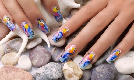 $45 for $75 Worth of Nail Design Service  Perfectly Polished By Fallon