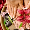 54% Off Mani-Pedi in Old Hickory
