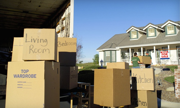 MNM Moving & Storage - Orange County: $195 for Three Hours of Moving Services (Up to $390 Value)