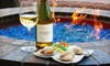 Jacks Restaurant - Portola Hotel & Spa at Monterey Bay - Old Monterey Business District: Wine and Appetizers for Two or Four at Jack's Restaurant and Lounge in Monterey (Up to 61% Off)