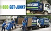 1-800-GOT-JUNK?: $49 for Junk Removal from 1-800-GOT-JUNK? ($118 Value)