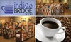 Indigo Bridge Books - Downtown: $10 for $20 Toward Books Plus a Regular Tea or Coffee at Indigo Bridge Books ($21.75 Total Value)