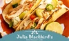Julia Blackbird's New Mexican Café - West Highland: $15 for $30 Worth of New Mexican Dinner or $10 for $20 Worth of Lunch at Julia Blackbird's New Mexican Café