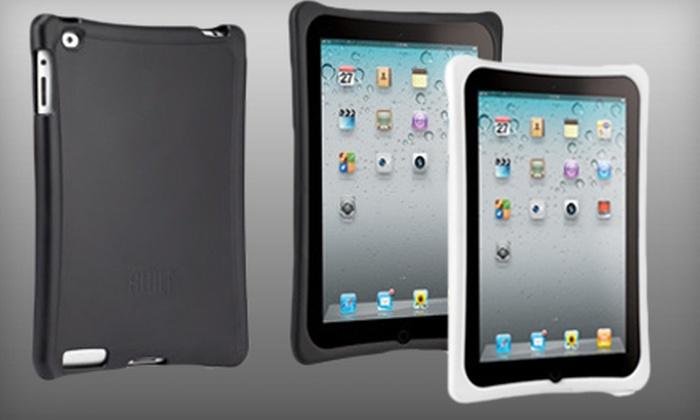 Ergonomic iPad 2 Case: $12 for a Built NY Ergonomic Hard Case for iPad 2 in Black or White ($39.99 Value)
