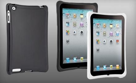 Built NY Ergonomic Hard Case for iPad 2: Black (a $40 value) - Ergonomic iPad 2 Case in