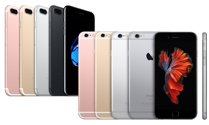 9193b6445883a5 iPhone 6 6S 6S+ 7 Reconditionné   Groupon