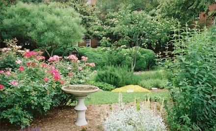 Hammond-Harwood House: 1 Admission to Secret Garden Tour on June 4-5 at 1PM-5PM - Secret Garden Tour at Hammond-Harwood House in Annapolis