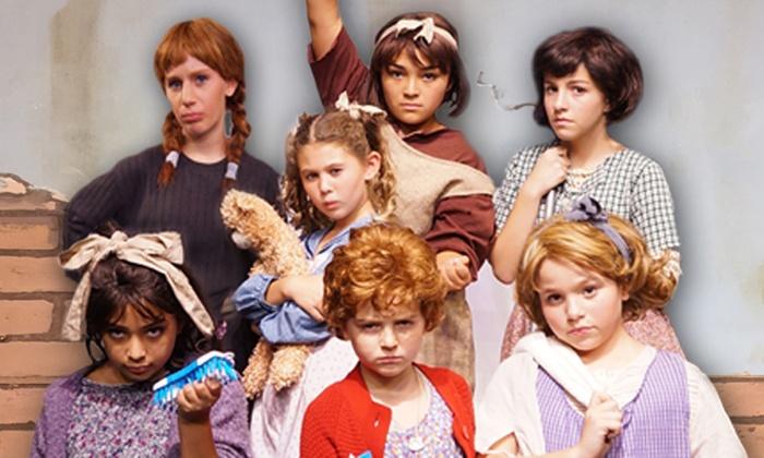 """Annie Jr.""  - Cameo Theatre: ""Annie Jr."" on January 15–17"