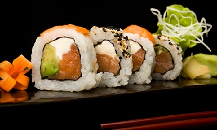 Kobe House Japanese Steak & Seafood - Miami: $25 for $50 Worth of Sushi and Hibachi Fare at Kobe House Japanese Steak & Seafood