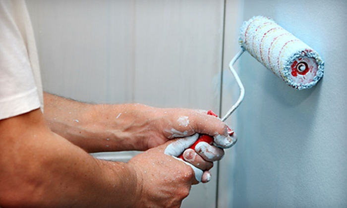 Global Coatings - Downtown Oklahoma City: Painting Services for One or Two Rooms, Including Paint, or Exterior Painting Services