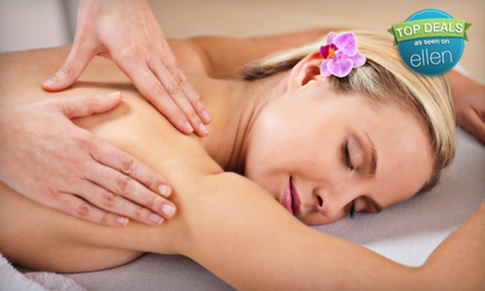 Aches Away Therapeutic Massage and Skin Wellness - Clive: 60-Minute Massage at Aches Away Therapeutic Massage and Skin Wellness (Up to 53% Off). Two Options Available.