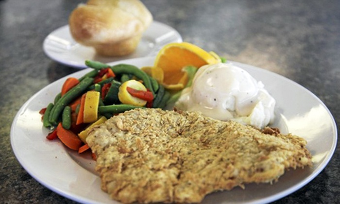 Golden Grill Cafe - Woodland Hill,Union: $9 for $18 Worth of American Diner Fare at Golden Grill Cafe