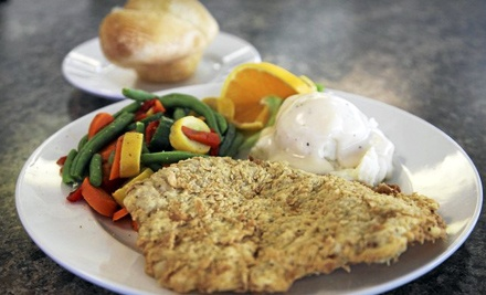 $18 Groupon to Golden Grill Cafe - Golden Grill Cafe in Tulsa