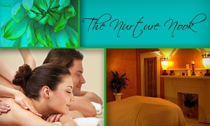Nurture Nook Day Spa - Murfreesboro: $115 Couple's Supreme Massage Package at Nurture Nook Day Spa ($235 value)