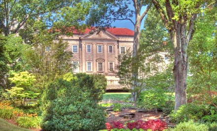 Cheekwood Botanical Garden & Museum of Arts - Cheekwood Botanical Garden & Museum of Art in Nashville