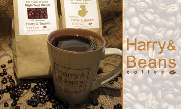 Harry & Beans Coffee - North Jersey: $15 for $30 Worth of Specialty Coffee Roasts from Harry & Beans Coffee