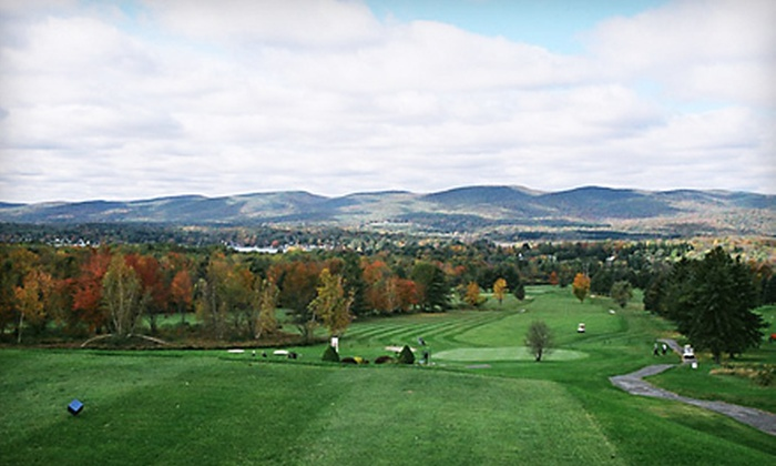 Skyline Country Club - Lanesborough: $40 for a Golf Outing for Two at Skyline Country Club in Lanesborough (Up to $86 Value)