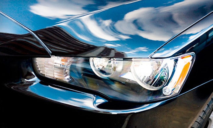 Technic Auto Center - Belmont: Premium Hand Wash and Wax or Ultimate Express Detail for a Car, SUV, or Mini Van at Technic Auto Center (Up to 76% Off)