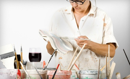 2-Hour Valentine's Painting Class for 2 on Friday, 2/10 at 1PM at Wake Forest Art and Frame Shop  - Art Student Academy in Wake Forest