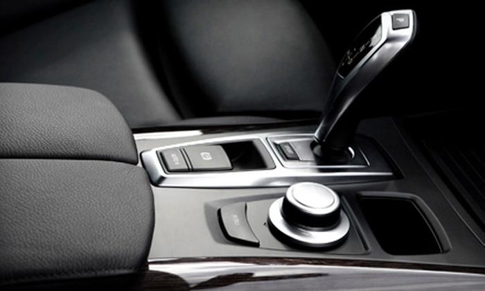 Hot Shot Detail - Washington: Interior and Exterior Detail for a Car or SUV at Hot Shot Detail (Up to 52% Off)