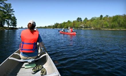 Half-Day River Trip Valid on Weekdays - River's Edge Kayak & Canoe Trips in Healdsburg