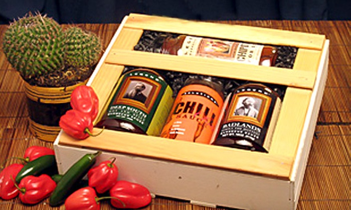 Seasons Harvest - South Bend: Gourmet Gift Packages from Seasons Harvest (Up to 51% Off). Two Options Available.